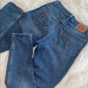 Never worn Levi jeans!